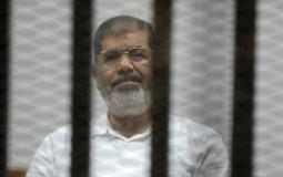 الرئيس المصري الأسبق محمد مرسي العياط