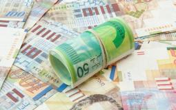 سعر صرف الدولار مقابل الشيكل اليوم في فلسطين فى السوق السوداء