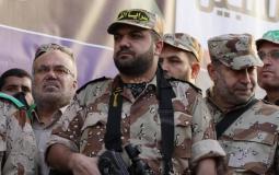 قائد سرايا القدس الذراع العسكري لحركة الجهاد الاسلامي الشهيد بهاء أبو العطا