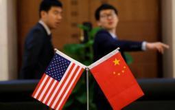 امريكا والصين