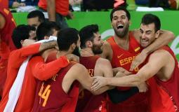 منتخب اسبانيا لكرة السلة