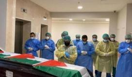 تسجيل حالة وفاة و18 إصابة جديدة بفيروس كورونا في صفوف الجالية الفلسطينية