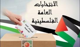 الانتخابات المركزية الفلسطينية