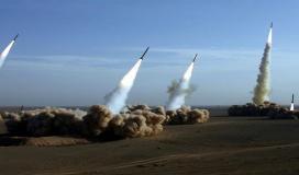 صواريخ بالستية ايرانية