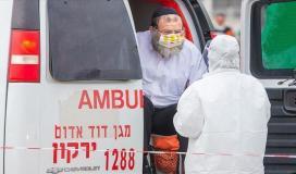 """أكثر من 100 حالة وفاة بـ""""كورونا"""" في (إسرائيل) منذُ أمس"""