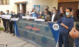 المقاومة الفلسطينية تحذر الاحتلال من تعرض الاسرى لخطر الإصابة بفيروس كورونا