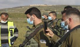 اصابات كورونا في جنود الاحتلال.jpg