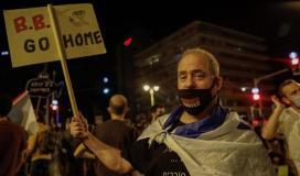 مظاهرات تطالب برحيل نتنياهو.jpg