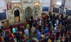الأوقاف برام الله تعلن إقامة صلاة الجمعة غدًا في المساجد
