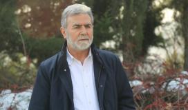 القائد زياد النخالة.