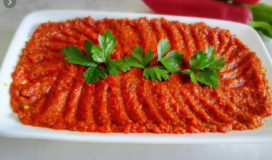 القيمة الغذائية للسلطة التركية