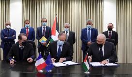 """الحكومة الفلسطينية توقع على اتفاقية بقيمة 52 مليون دولار لمواجهة """"كورونا"""""""
