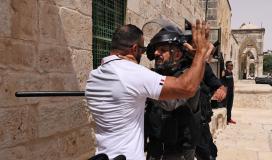 مواجهاتدعوات للمشاركة في وقفة رافضة لحصار الاحتلال لحي الشيخ جراح