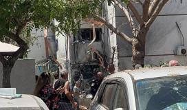 دمار في مستوطنات غلاف غزة