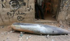 """""""هندسة المتفجرات"""" تحيّد 149 صاروخاً وقذيفة من مخلفات الاحتلال منذ بدء العدوان على غزة"""