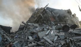 قصف برج الشروق (7).jpg