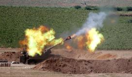 مدفعية
