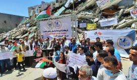 شركات السياحة بغزة تطالب بتعويضات لإعادة ما دمره عدوان الاحتلال ومحاكمة (إسرائيل)