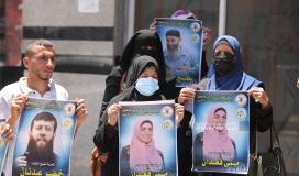 وقفة تضامنية في لبنان تطالب بالضغط على الاحتلال للأفراج عن الأسير خضر عدنان