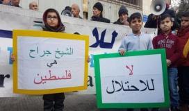 الاحتلال يجمد قرار إخلاء منازل في الشيخ جراح