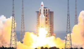 هل سقط الصاروخ الصيني في المحيط الهندي؟