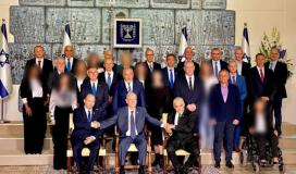 صور حكومة الاحتلال