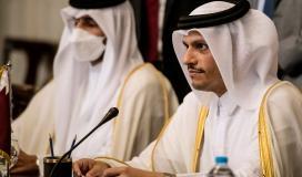 وزير خارجية قطر يعلن عن حجم انفاق بلاده في إعادة إعمار غزة