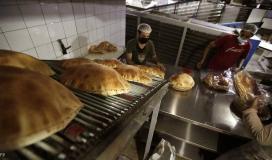 الخبز في لبنان.