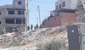 قوات الاحتلال تقتحم قرية التواني جنوب الخليل