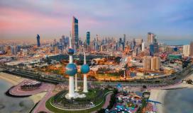 الكويت تسجل إلى درجات حرارة في العالم