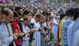 موعد صلاة عيد الأضحى المبارك 2021 في فلسطين