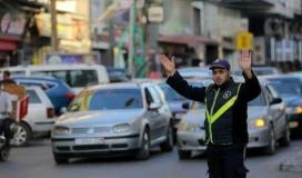 4 إصابات في حوادث سير بغزة