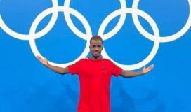 لاعب الجودو السوداني محمد عبد اللطيف