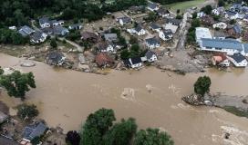81 حالة وفاة جراء فيضانات عارمة في ألمانيا