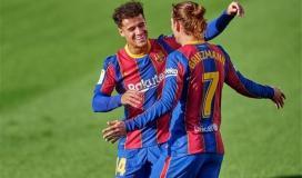 ما هي أسباب احتفاظ برشلونة بكوتينيو وجريزمان ؟
