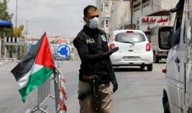 كورونا فلسطين