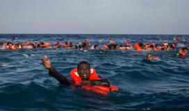 غرق عشرات المهاجرين قبالة سواحل بحر تونس