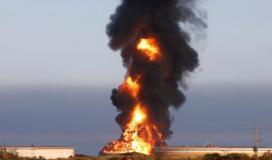 لأول مرة: الكشف عن تفاصيل انفجار عسقلان خلال معركة سيف القدس