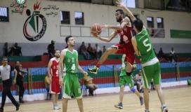 """خدمات المغازي يتوج بـ """"كأس غزة"""" لكرة السلة 2021"""