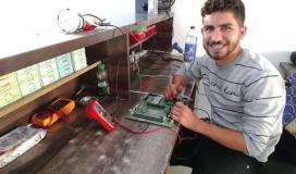 الشاب المهندس محمد أبو ربيع