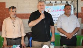 خالد البطش عضو المكتب السياسي لحركة الجهاد الاسلامي