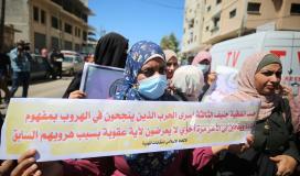 الاتحاد الاسلامي في النقابات المهنية ينظم مسيرة جماهيرية حاشدة نصرة للأسرى (19).JPG