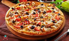 طريقة عمل البيتزا مثل المطاعم بسهولة تامة .. المقادير والحشوات