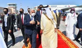 لابيد في البحرين