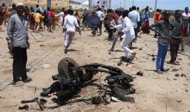 قتلى وجرحى بانفجار سيارة مفخخة في الصومال