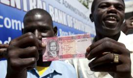 سعر الدولار الأمريكي والعملات الأجنبية مقابل الجنية السوداني اليوم الاثنين 31-5-2021