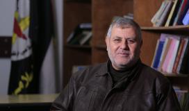 خالد البطش عضو المكتب السياسي لحركة الجهاد الإسلامي في فلسطين