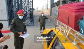 الداخلية بغزة تنشر أسماء المسافرين عبر معبر رفح غداً الأحد وأماكن فحص كورونا