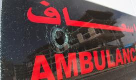 وفاة مواطنة متاثره بجراحها في حادث سير شمال القطاع