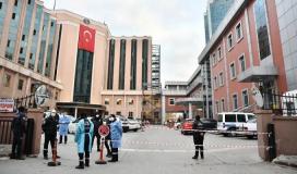 انفجار داخل مستشفى جنوب تركيا
